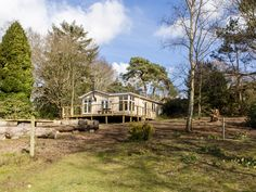 Nestled within 4 acres of woodland, this is the perfect retreat for couples looking to relax and enjoy this tranquil location.