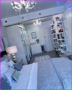 Home Decor Bedroom .Home Decor Bedroom Teen Bedroom Designs, Bedroom Decor For Teen Girls, Room Design Bedroom, Teen Room Decor, Room Ideas Bedroom, Home Bedroom, Girl Bedrooms, Dream Teen Bedrooms, Girl Apartment Decor