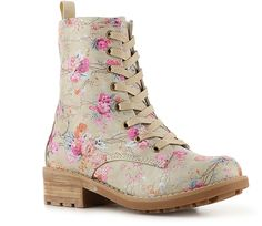 Designer Clothes, Shoes & Bags for Women Floral Combat Boots, Combat Boots Style, Womens Clearance, Clearance Shoes, Cute Boots For Women, Vegan Shoes, School Shoes, Winter Shoes, Bootie Boots