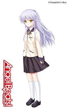 Angel Beats! - Kanade Tachibana (立華 かなで)