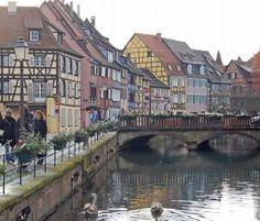 Alsace, France, I wanna go!!