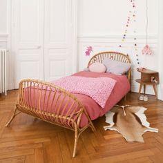 Housse de couette en lin - Blush - Linge Particulier - Parures de lit design pour chambre d'enfant - Les Enfants du Design