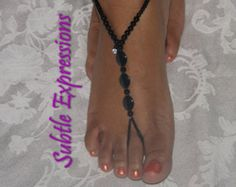 Starfish Bridal Jewelry Turquoise Barefoot by SubtleExpressions