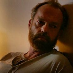 Hugo Weaving as Matt Perry in Craig Monahan's Healing
