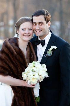 Winter Wedding Fur, Winter Wedding Bridesmaids, Elegant Winter Wedding, Winter Bride, Winter Wonderland Wedding, Brides And Bridesmaids, Vintage Bridal, Vintage Glamour, Dream Wedding