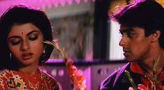 Types of Love Stories in Bollywood Movies Scene from : Maine Pyar Kiya