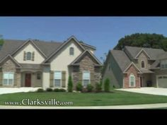 Where our new rental home is.. one day we will get fully moved in :) Hickory Wild Subdivision Clarksville Tn Real Estate Video Tour