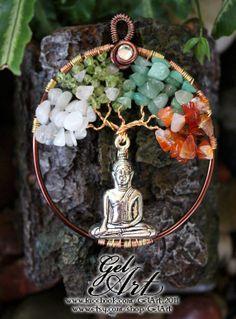 Four Seasons with Buddha
