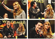 Josh and Jen. I just love them.
