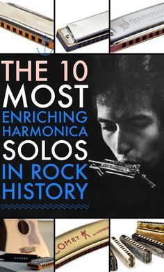 Harmonica Solos – The Top 10 Enriching Solos In Classic Rock History    #harmonica #guitar #music #guitarhippies   GuitarHippies - Your Musical Journeys Top Inspiration Point.