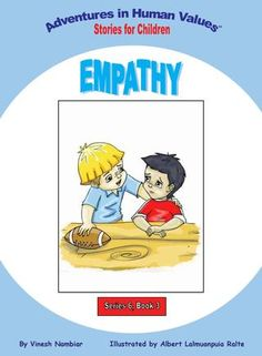 """Cover of """"Adventures in Human Values - Stories for Children – EMPATHY"""""""
