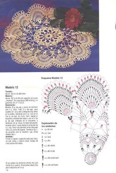 Crochet doily,  absolutely gorgeous
