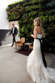 See the rest of this beautiful gallery: http://www.stylemepretty.com/gallery/picture/496122/