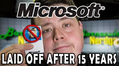 This was one of the saddest and most emotional videos I've ever done. I explain my experience being laid off from Microsoft after 15 years of service and what I plan on doing moving forward. I rarely get this emotional on camera.