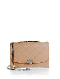 Evening Accessory - Marc Jacobs Quilted-Leather Trouble Shoulder Bag