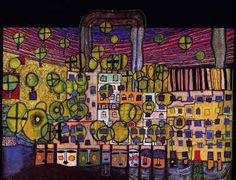 Hundertwasser magimmo - Google Search