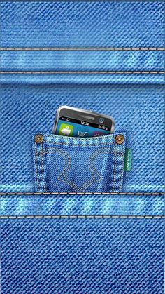 Denim Wallpaper, Pretty Phone Wallpaper, Cellphone Wallpaper, Colorful Wallpaper, Screen Wallpaper, Cool Wallpaper, Iphone Wallpaper, Huawei Wallpapers, Sports Wallpapers