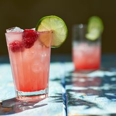 The winning recipe: ruby gin fizz from Clairetweet