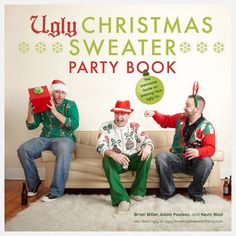 Ugly Christmas Sweater Party Book.
