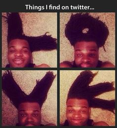love is in the hair. <<<--- These things are NOT okay.