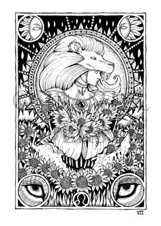 Leo (Print)