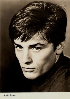 Alain Delon by Truus, Bob & Jan too!, via Flickr