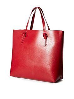 Foley + Corinna Women's Emerald Tote Bag, Ruby