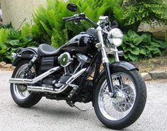 2007 Harley-Davidson Street Bob w/ Fat Boy headlamp