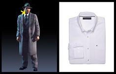 Tommy Hilfiger Tipton Custom Fit Shirt