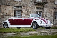 VW Beetle Limo Red and white Auto Volkswagen, Vw T1, Bugatti, Vw Modelle, Hot Rods, Vw Cabrio, Porsche, Audi, Combi Vw