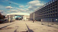 Cluj Arena & Sala Polivalenta Romania, Cities, Louvre, Building, Travel, Viajes, Buildings, Destinations, Traveling