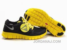 sports shoes bf5a5 8f962 Buy Nike Free Run 2 Mens Black Yellow Shoes New from Reliable Nike Free Run  2 Mens Black Yellow Shoes New suppliers.Find Quality Nike Free Run 2 Mens  Black ...