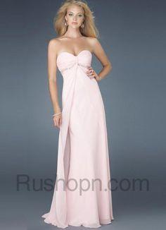 Chiffon Maxi Evening Dress