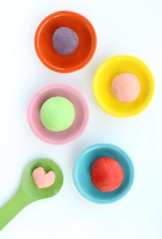 How To Make Playdough with Kool-Aid — Apartment Therapy Tutorials   Apartment Therapy Homemade Playdough, Diy Artwork, Kool Aid, Few Ingredients, Diy Crafts For Kids, Kids Playing, Finding Yourself, Diy Projects, Apartment Therapy