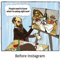 Funny pictures, memes, quotes, gifs, and screenshots Haha Funny, Funny Memes, Funny Art, Funny Stuff, Instagram Funny, Instagram People, Facebook Instagram, Vintage Instagram, Paul Cezanne
