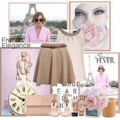 """""""French Elegance"""" by inspirationalgirl on Polyvore"""