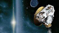 Hubble to search beyond Pluto for New Horizons' next target