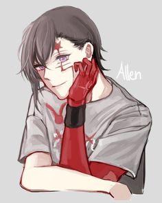 Allen brun O . O