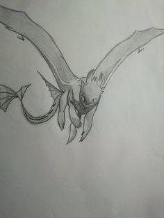 Toothless by Miss-Callisto.deviantart.com on @deviantART