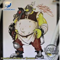 personagens de overwatch com visuais dos x men overwatch