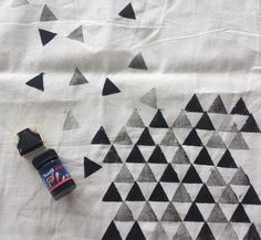 moosgummi-stempel5 Handmade Stamps, Quilts, Blanket, Happy, Blog, Diy, Crafts, Mousse, Design Ideas