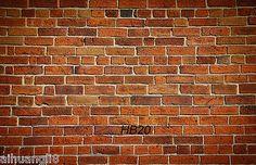 Brick Wall Vinyl Photography Backdrop Background Studio Prop 7x5ft HB20 | eBay