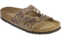 Birkenstock Soft Footbed Tobacco Oiled Leather  Granada. SAVING UP ALL SUMMER FOR THESE AMAZING SHOES.