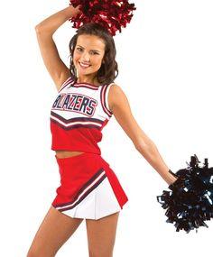 Afbeeldingsresultaat voor cheerleader uniforms. Cheerleading OutfitsHalloween ...  sc 1 st  Pinterest & VARSITY Black u0026 Gold CATS Cheerleader Uniform Halloween Costume Teen ...