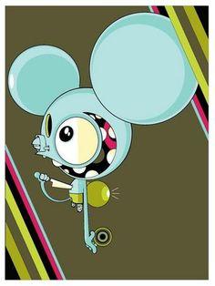 Dalek Space Monkey