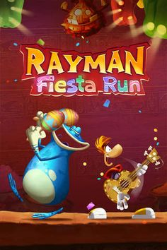 Join legendary platforming hero Rayman for a new adventure on your favorite mobile device!  If you enjoyed Rayman Jungle Run, winner of the ...