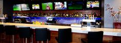 Bar with 10 TV's for Sports and Events