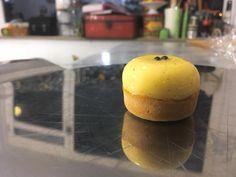 petit gâteau passion fruit
