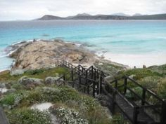 DEC Campgrounds, Lucky Bay, Cape Arid National Park, Golden Outback, Western Australia
