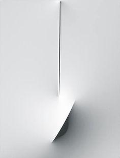 Agostino Bonalumi | Bianco, 2011